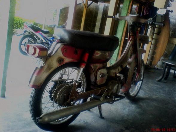 La Vecchia Signora Si Bebek Pahlawanku The Coolrider S Garage