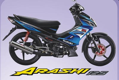 Suzuki Arashi 125, Kegagalan Suzuki Jadi First Mover | THE COOLRIDER'S