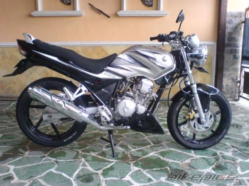 Modifikasi Klasik Yamaha Scorpio