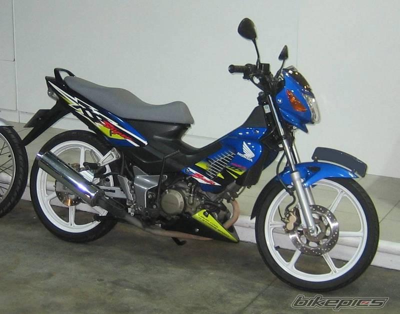 Honda Nova Sonic 125 Rs Ayam Jago Impornya Honda The Coolrider S