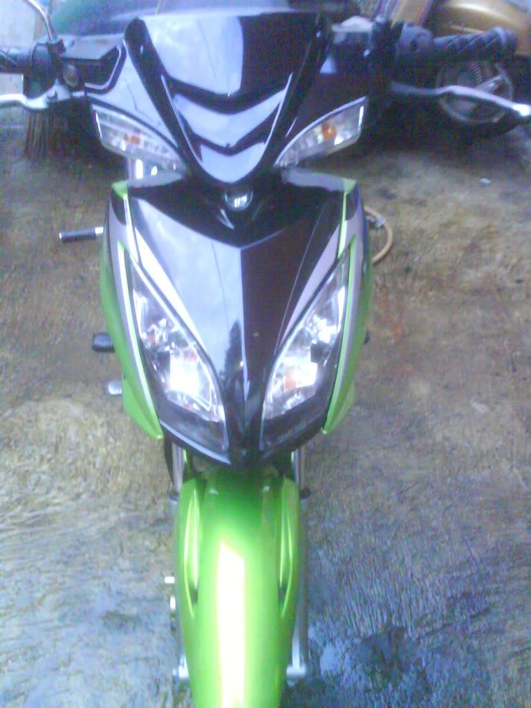 Yamaha X1 Keren Sayangnya Dulu Gak Masuk Sini The Coolriders Garage Balancer Kopling Jupiter Z Dengan