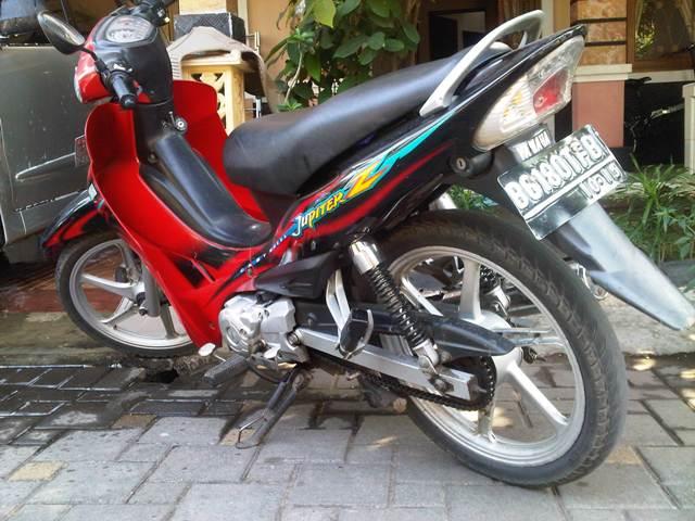 Yamaha Jupiter Z CW