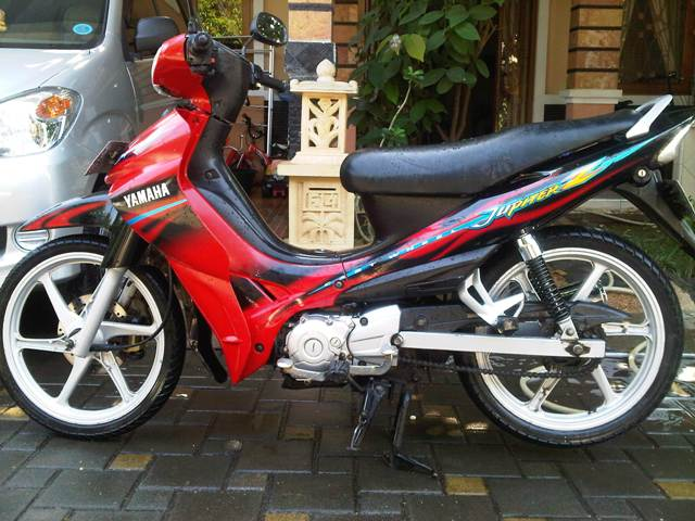Yamaha Jupiter Z Cast Wheel 2004 2005 Limited Editionnya Jupiter