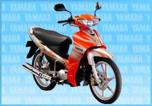 Modifikasi Sepeda Motor Yamaha Jupiter Z